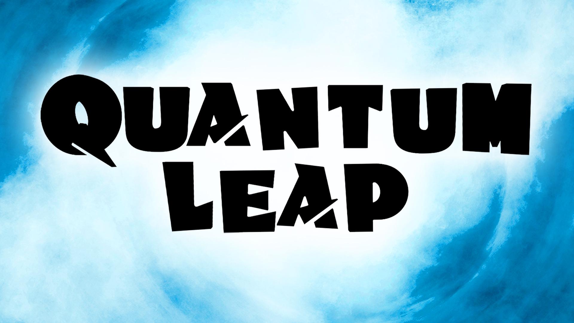 Résultat d'images pour quantum leap