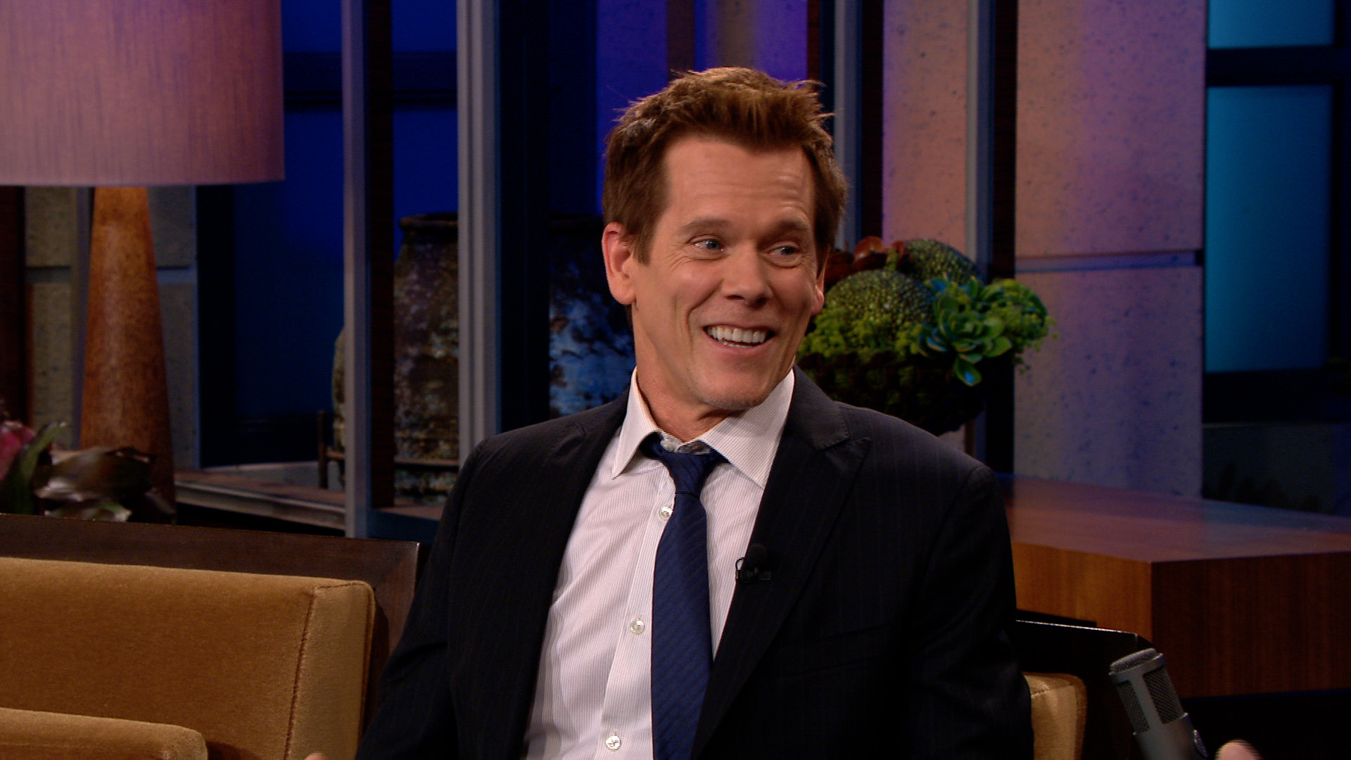 Kevin Bacon, Sherri Shephard, with musical guest Mary Lambert