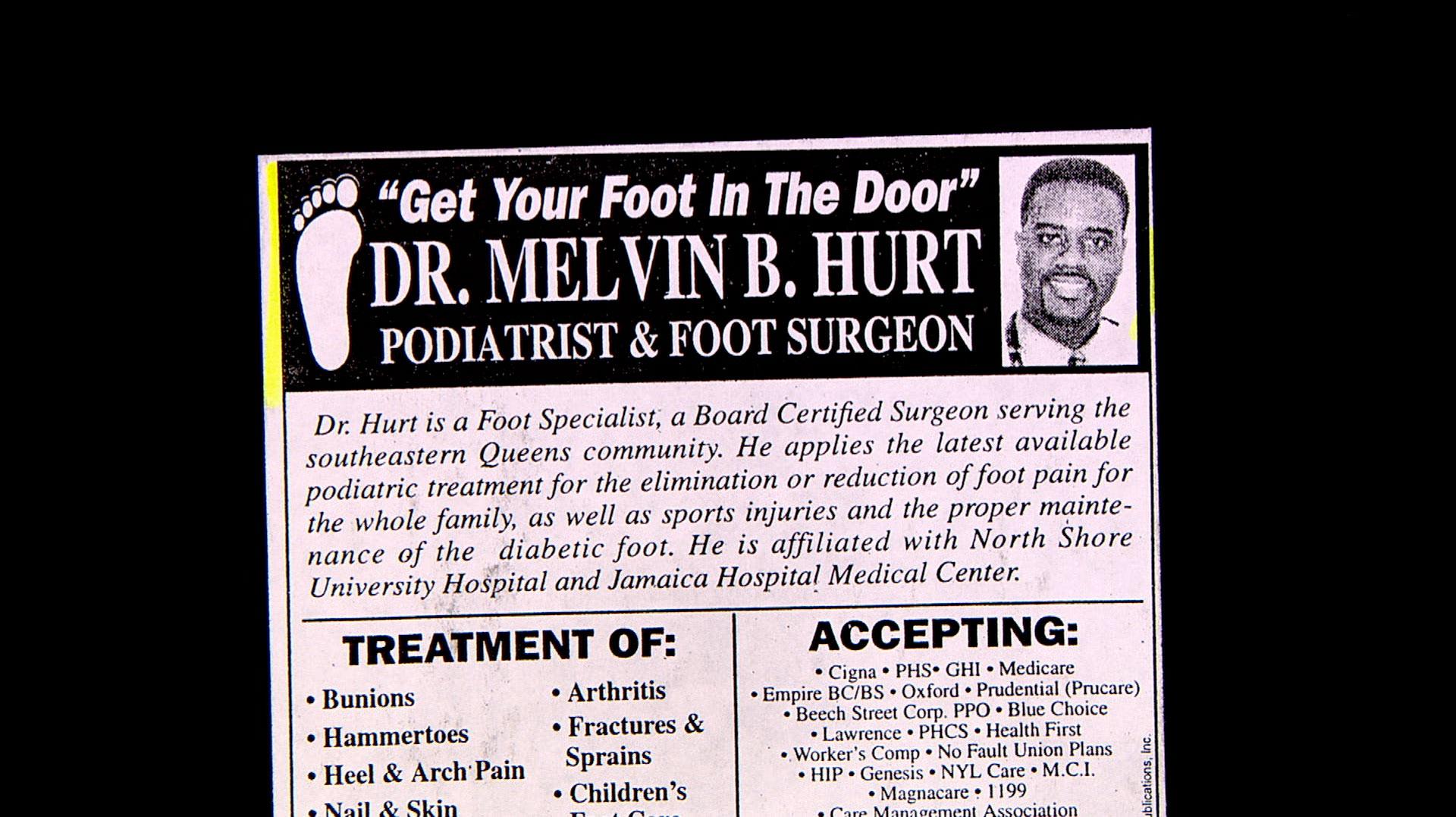 Dr. Melvin B. Hurt