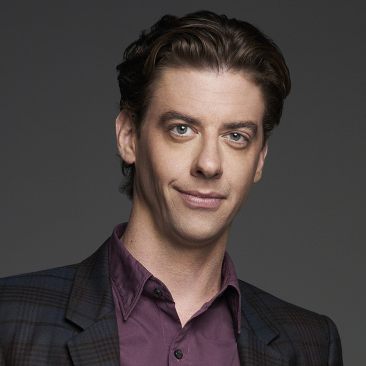 christian borle something rotten