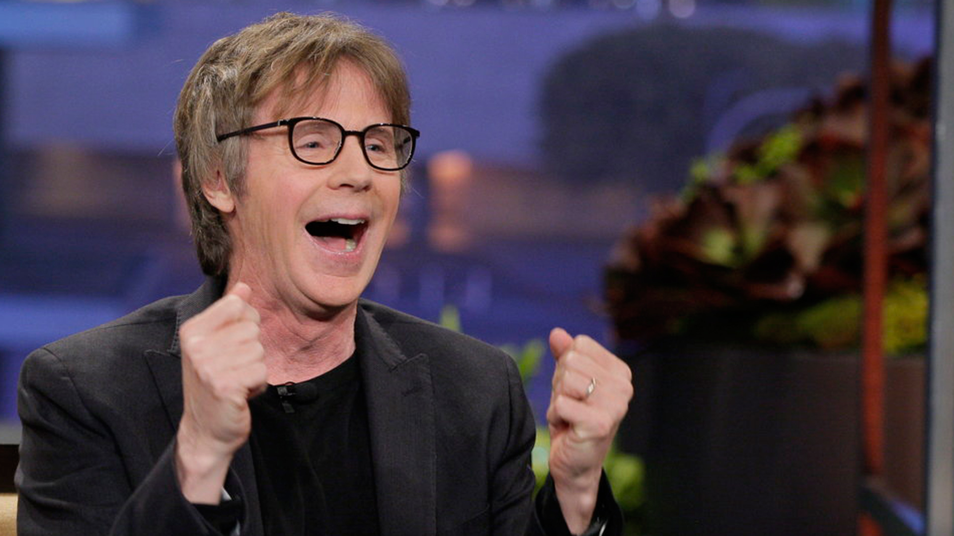 Dana Carvey, Magic Johnson, with musical guest A Great Big World