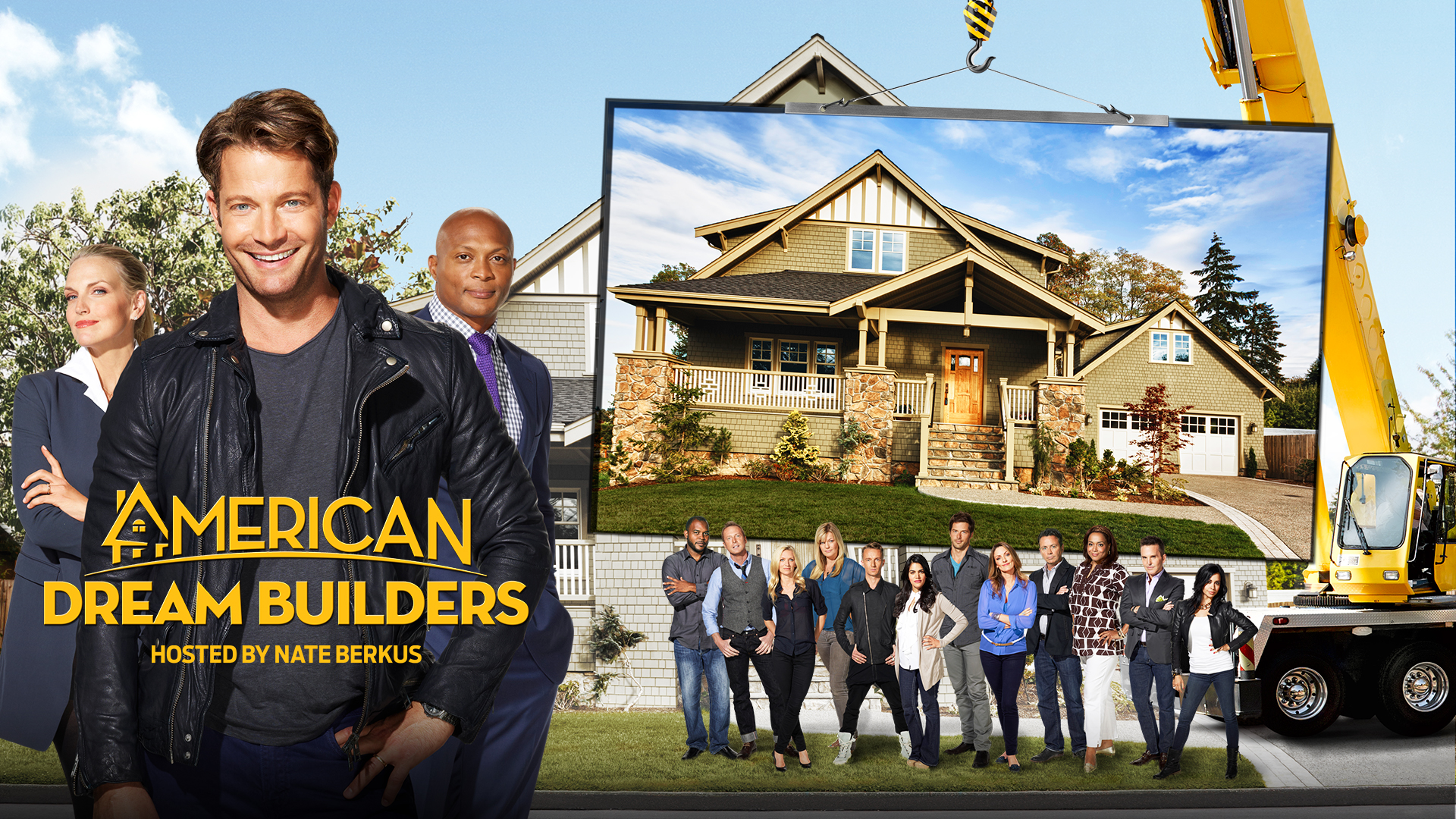American dream builders nbc for American builders