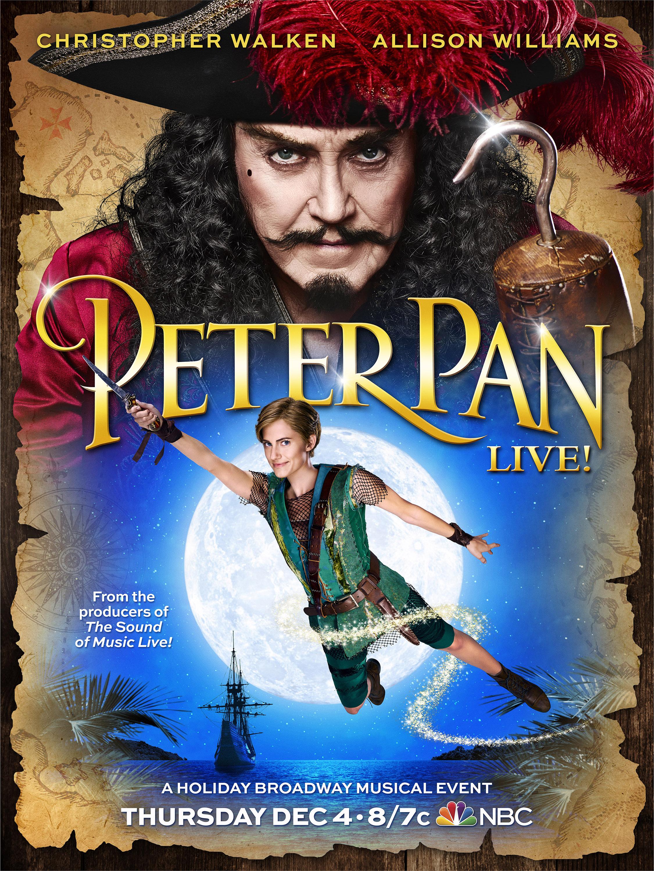 watch online :Peter Pan Live 2014