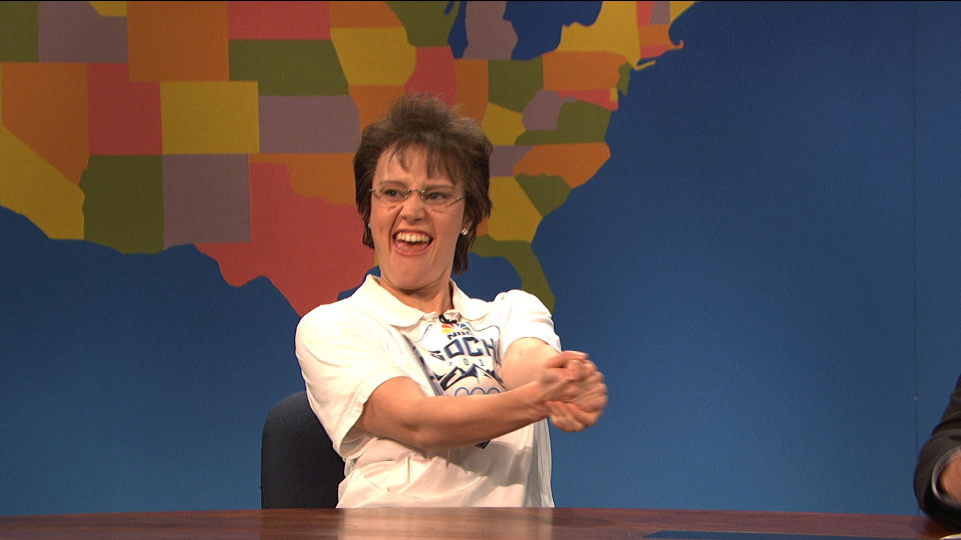 Watch Billie Jean King Sketches From SNL Played By Kate McKinnon