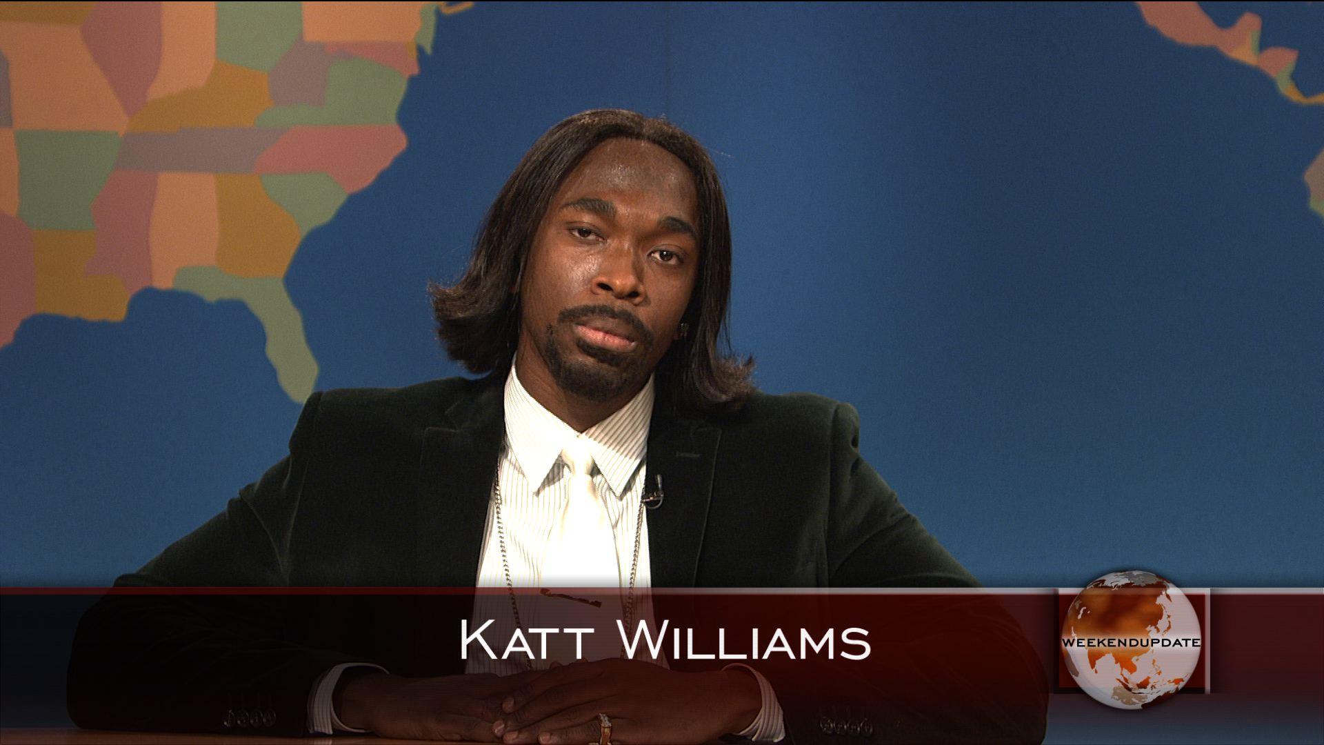 Watch Weekend Update: Katt Williams From Saturday Night ...