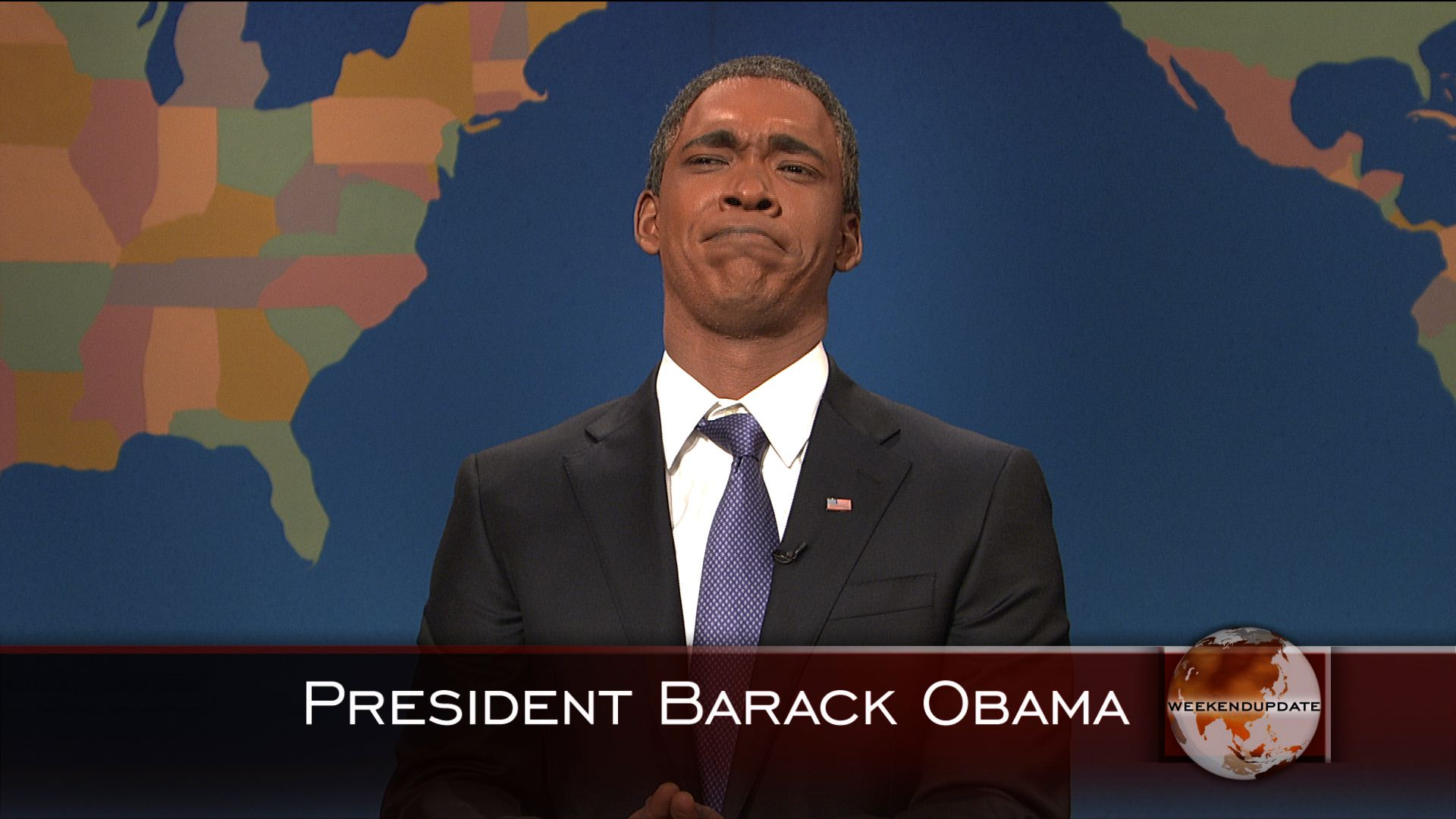Watch Weekend Update: Barack Obama on Being Reelected From ...