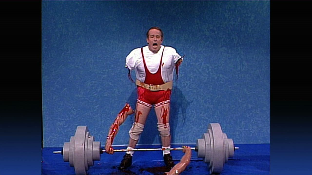 all steroid olympics snl
