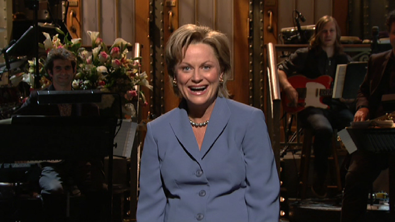 Watch Hillary Clinton Sketches From SNL Played By Amy Poehler ...