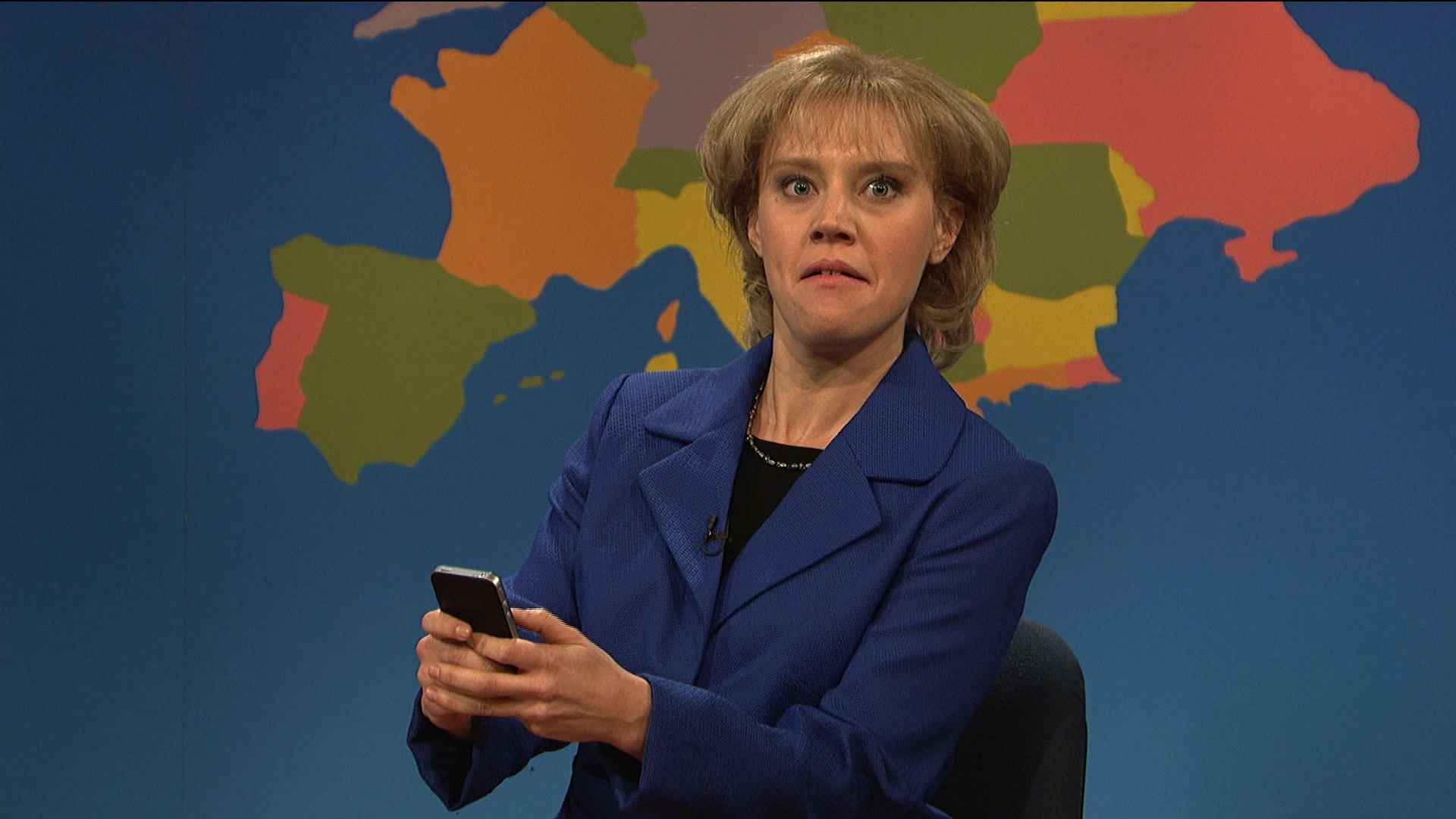 Watch Weekend Update: Angela Merkel on NSA Wiretapping ...