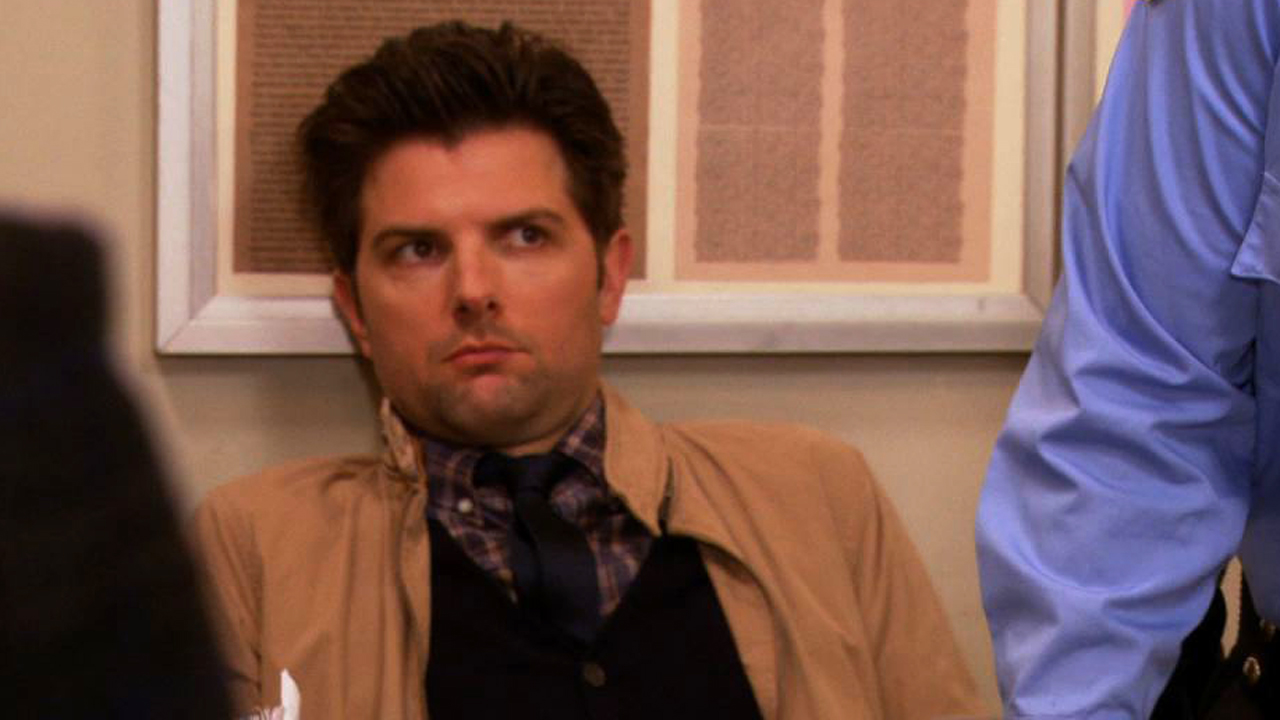 bens awkward moments video parks and recreation nbc
