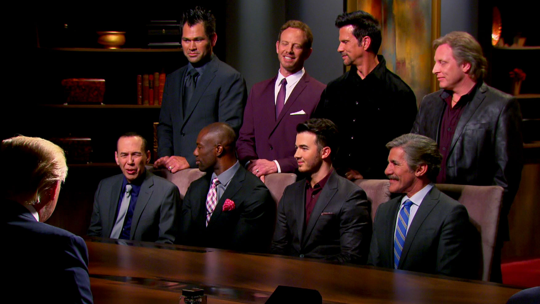 Watch - The NEW Celebrity Apprentice - Online - The NEW ...