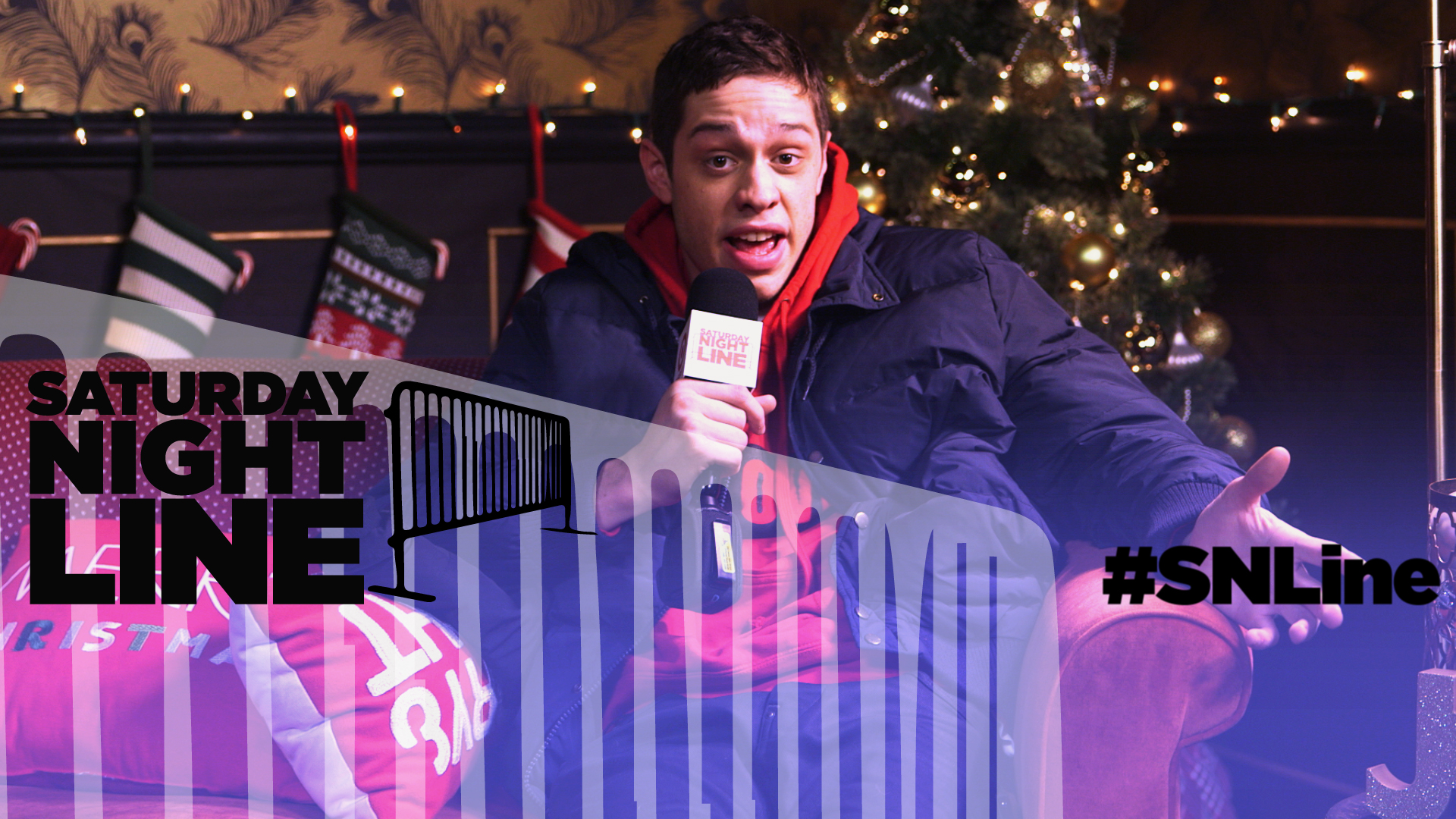 Saturday Night Line: SNL's Pete Davidson Lets Fans Know What They ...
