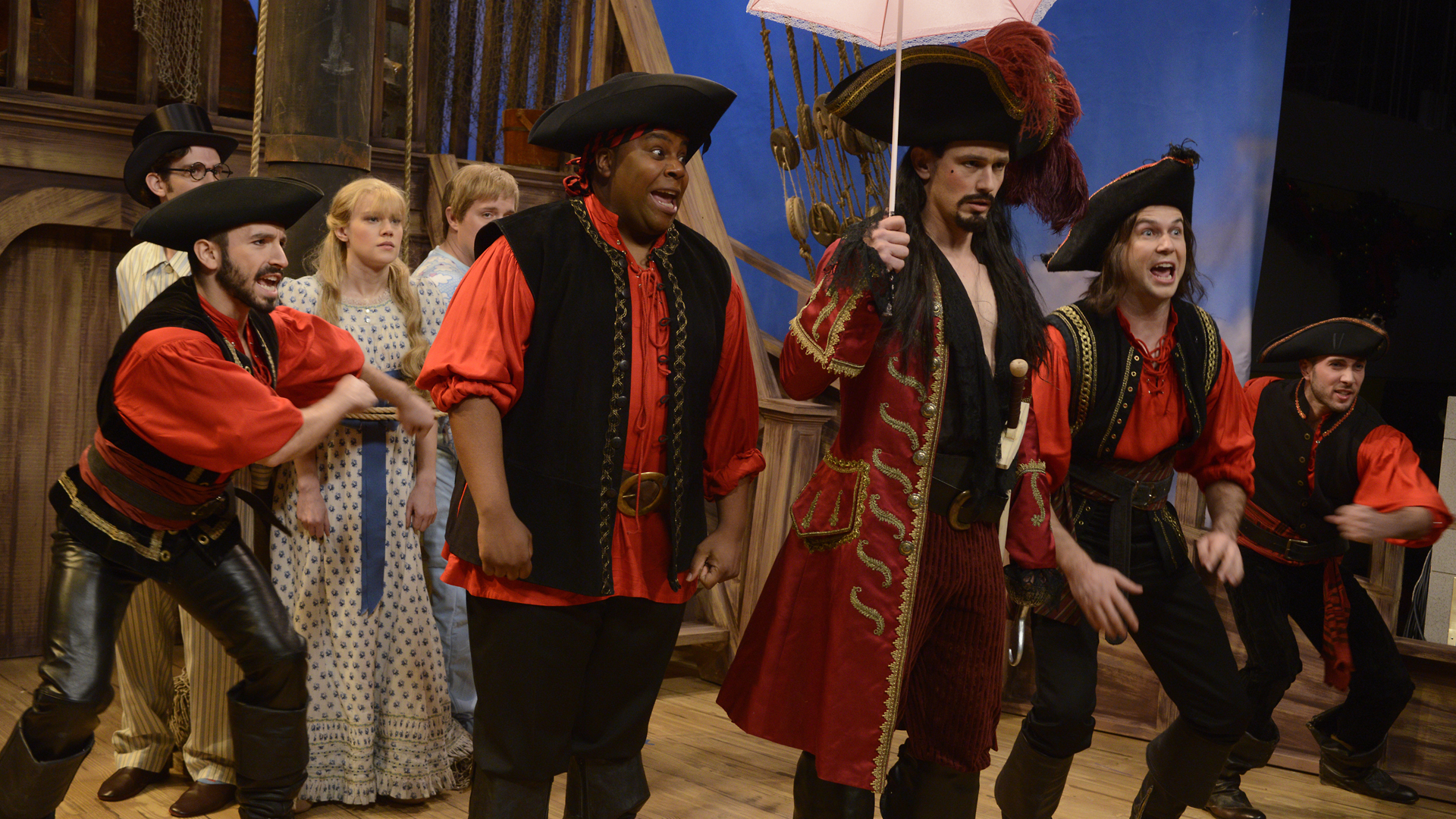 Watch Peter Pan Live From Saturday Night Live