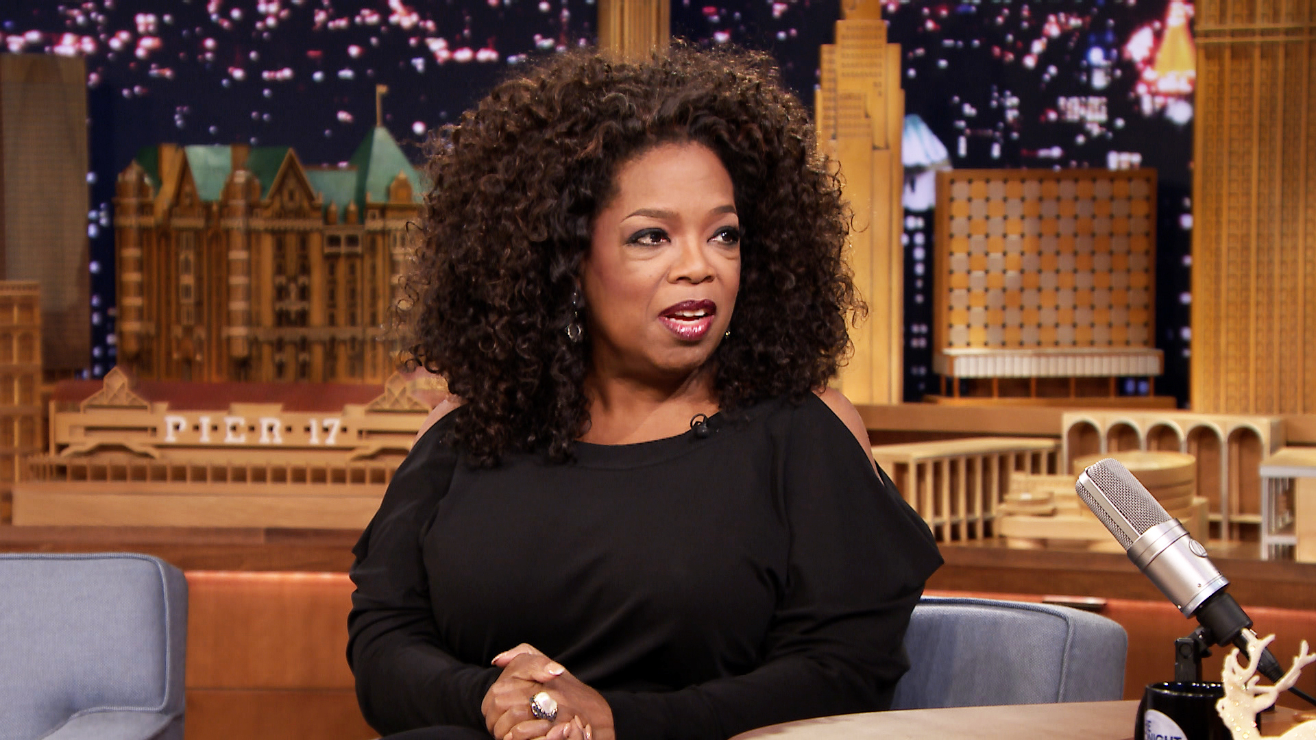 watch the tonight show starring jimmy fallon interview oprah  watch the tonight show starring jimmy fallon interview oprah winfrey misses having a live audience com