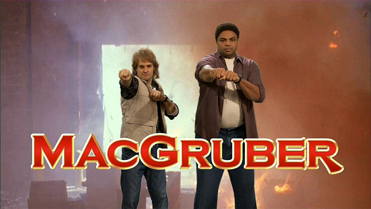 Watch MacGruber: Sensitivity Training From Saturday Night ...