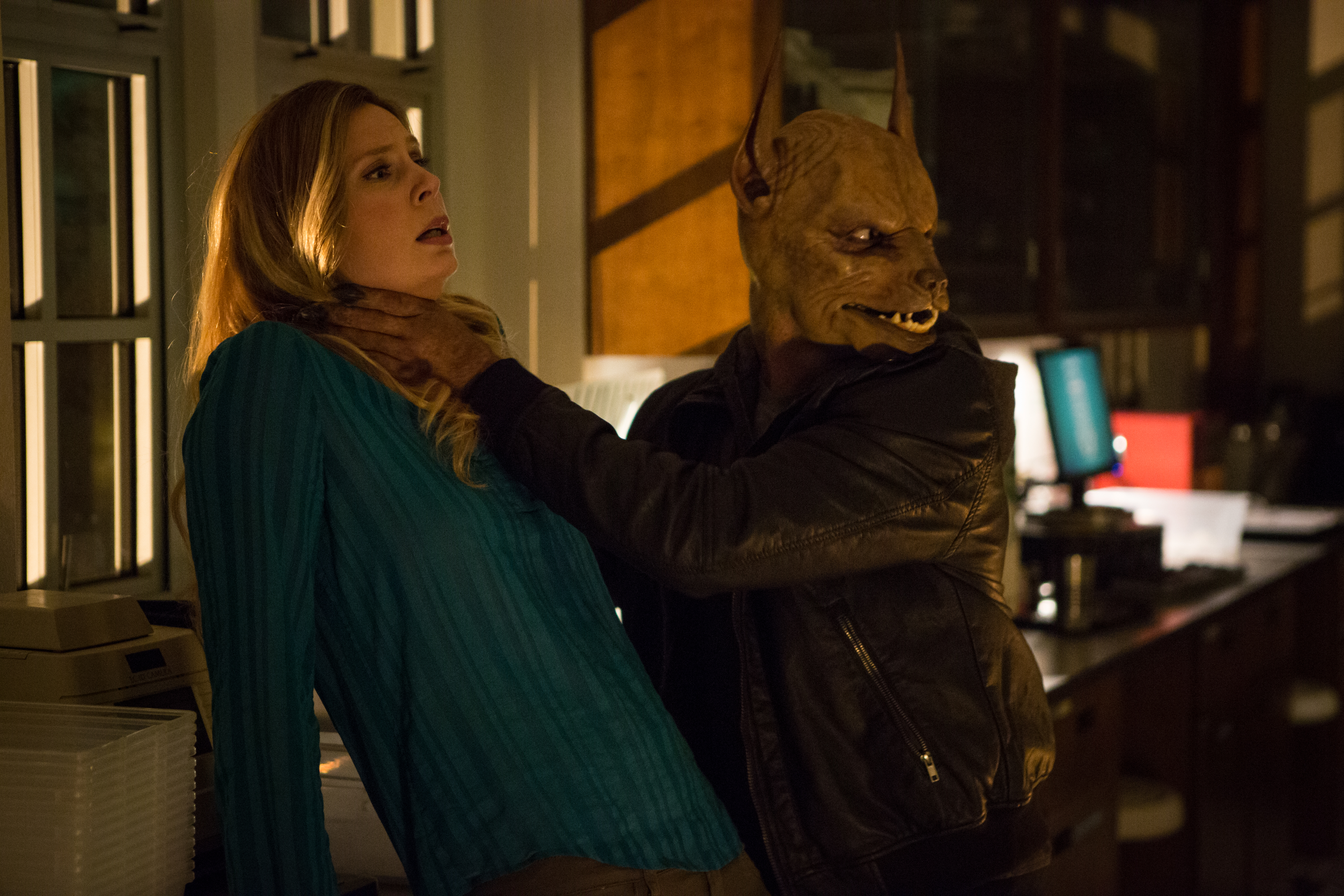 """GRIMM -- """"Once We Were Gods"""" Episode 315 -- Pictured: -- (Photo by: Scott Green/NBC)"""