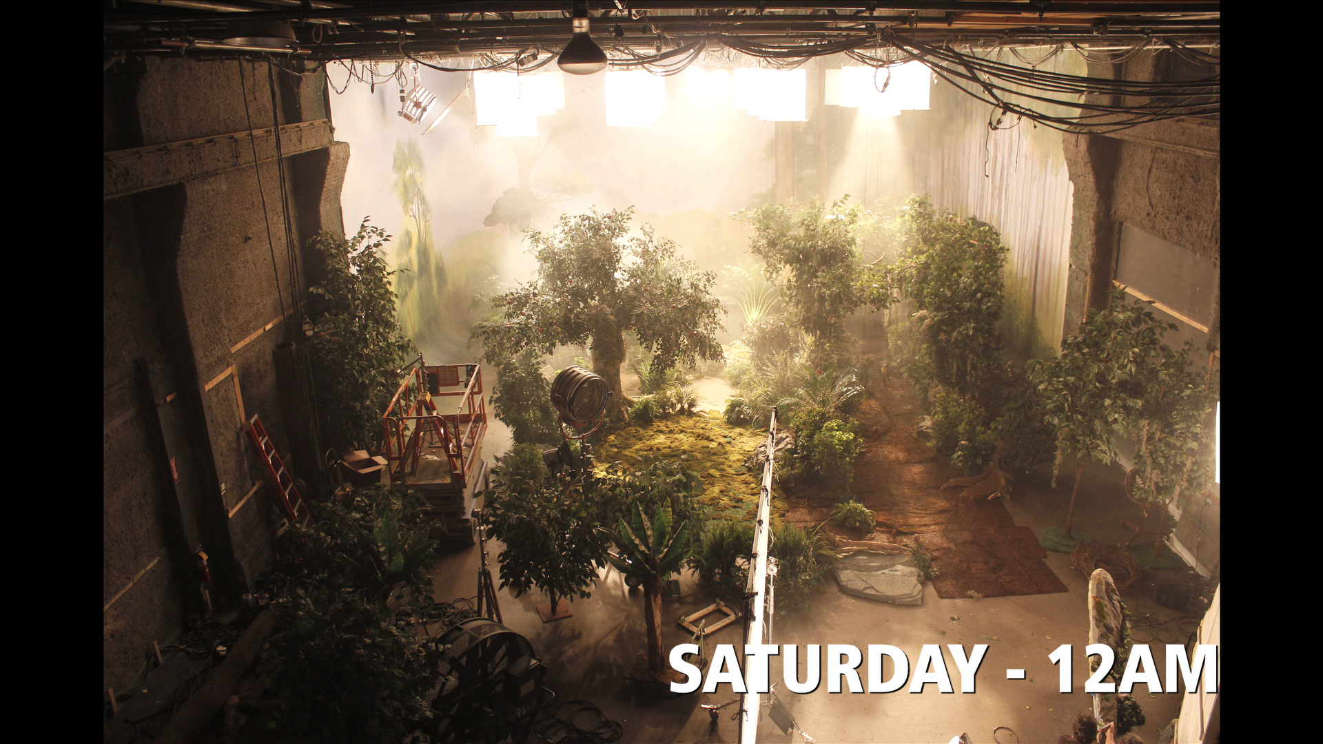 Watch SNL Behind the Scenes: Biblical Movie From Saturday ...