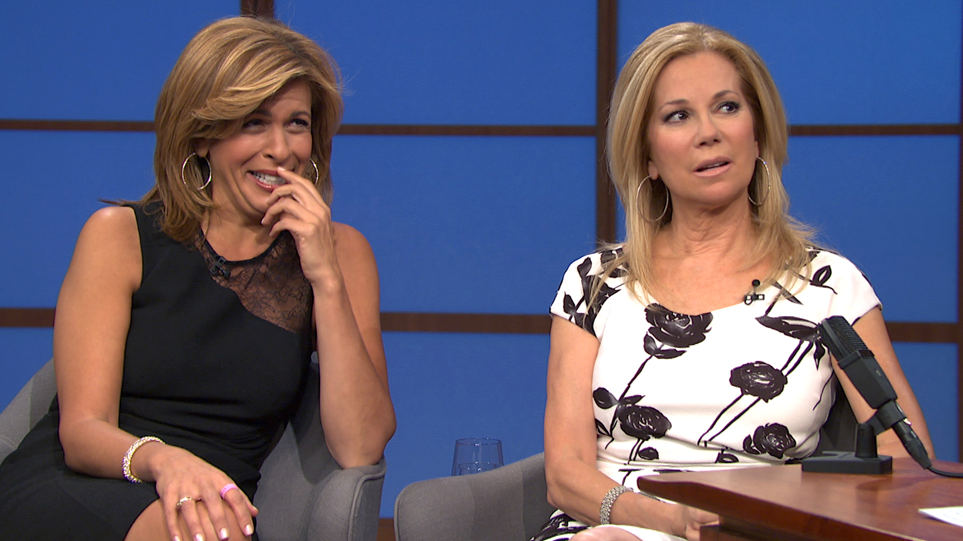 Intervention kathie lee and hoda video late night - Nbc today show kathie lee and hoda ...