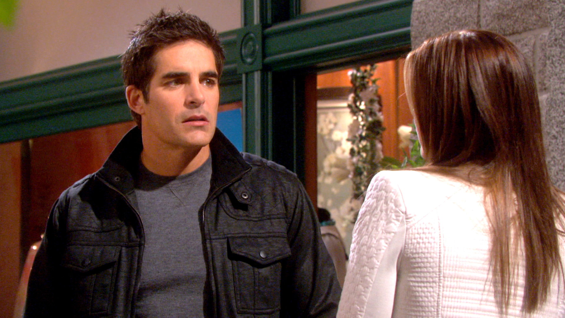 Rafe has a violent reaction to finding Jordan with Ben...