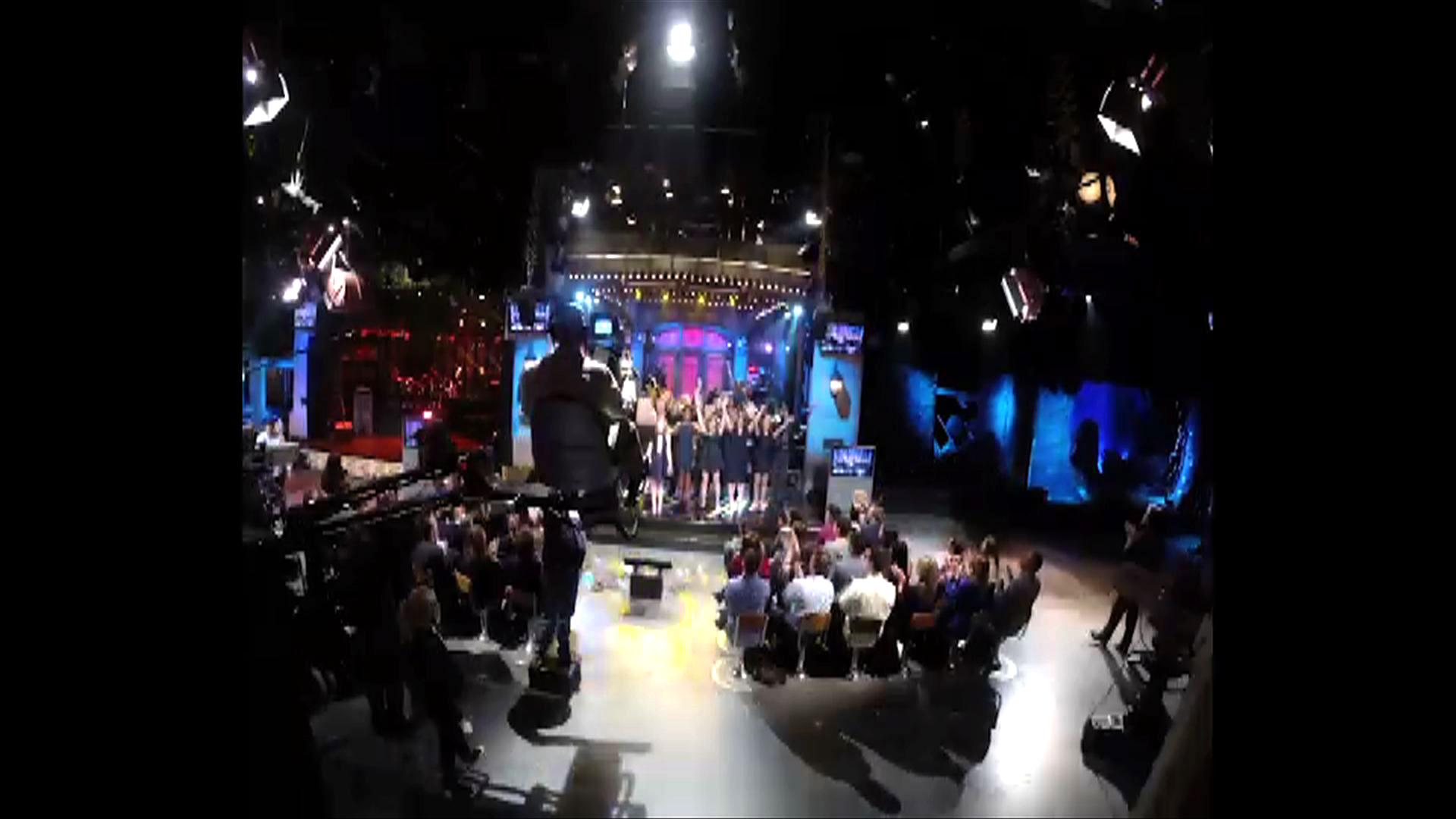 SNL | Backstage