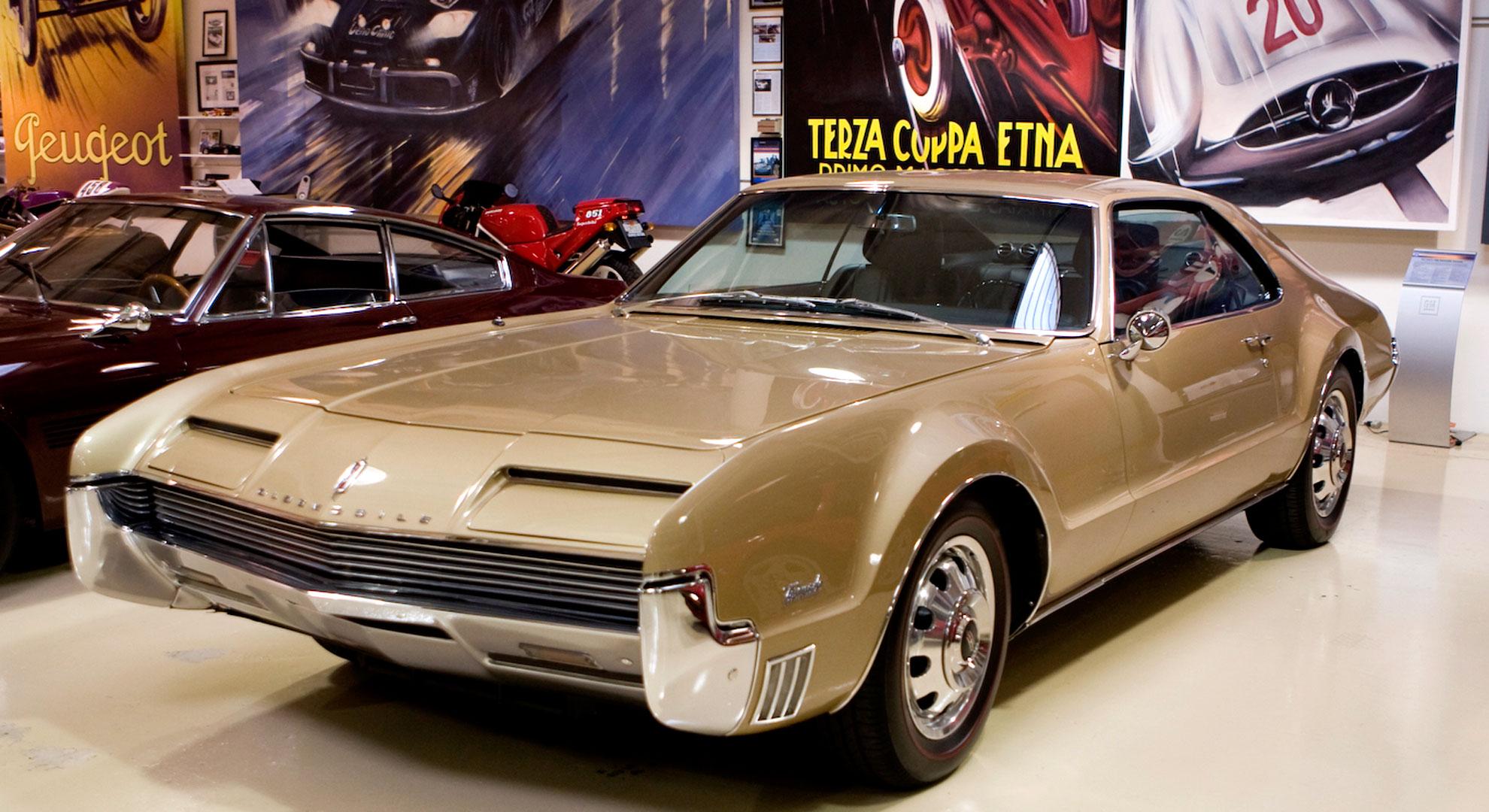 Jay Leno Car: 1966 Oldsmobile Toronado