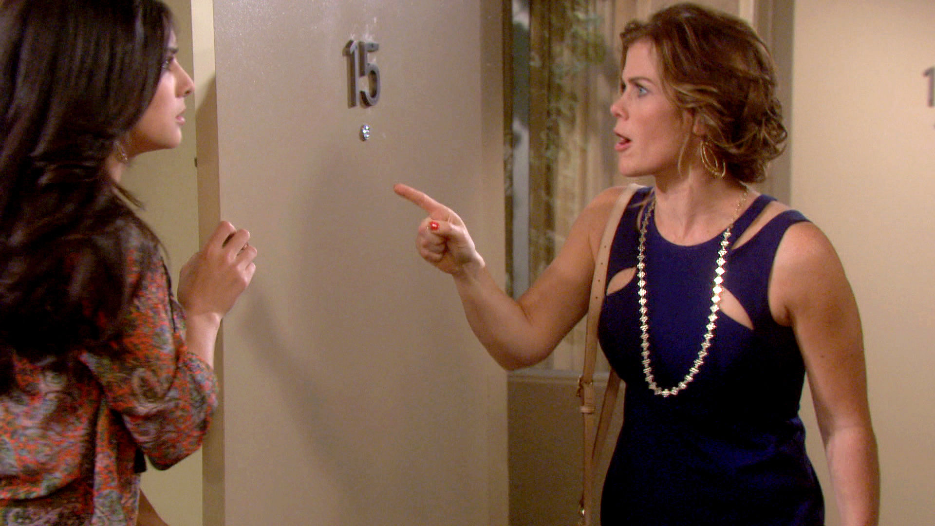 Sami blasts Gabi when she realizes Gabi lied to her about Nick!