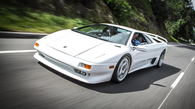 1991 Lamborghini Diablo Video Jay Leno S Garage Nbc