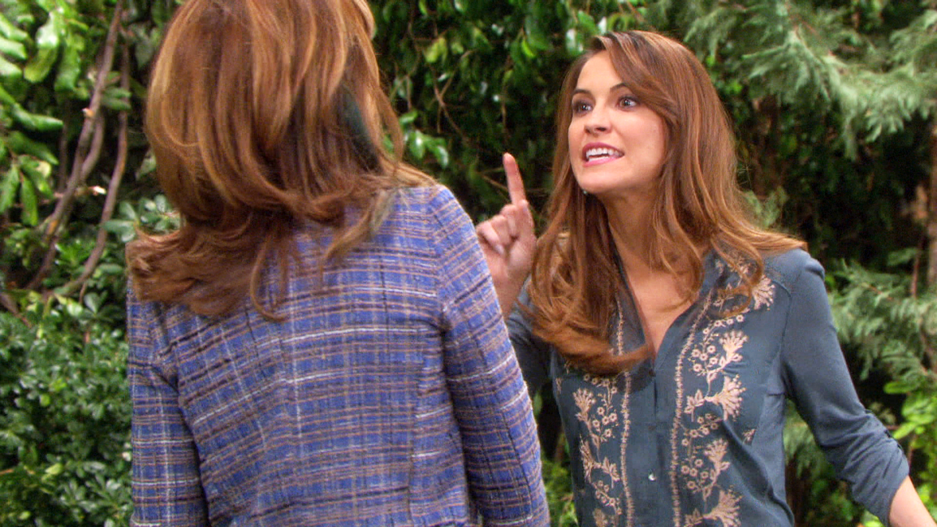 Jordan and Kate get into a huge catfight!