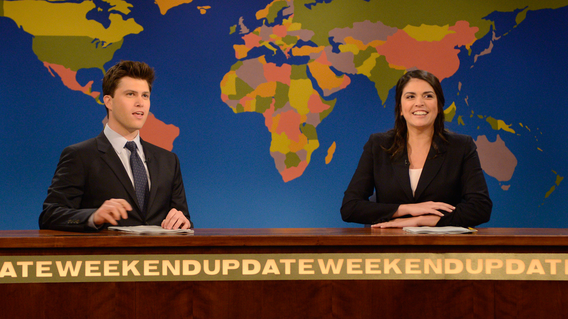 Watch Weekend Update: Headlines from 5/17/14 From Saturday ...