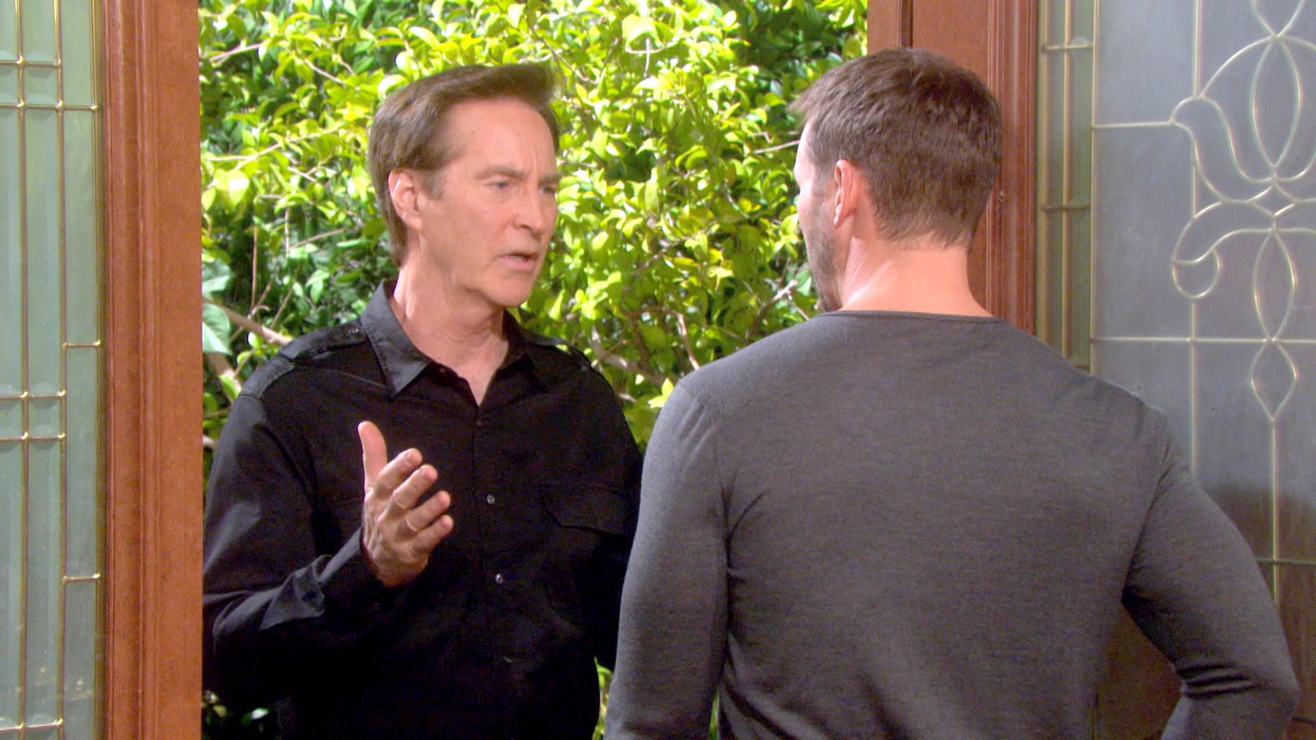 John's actions push Brady toward Theresa.