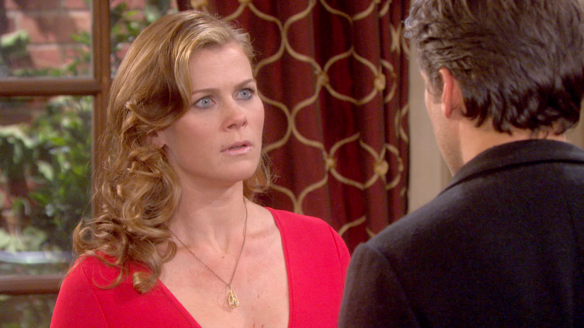 Sami explodes when she learns Eric plans to marry Nicole.