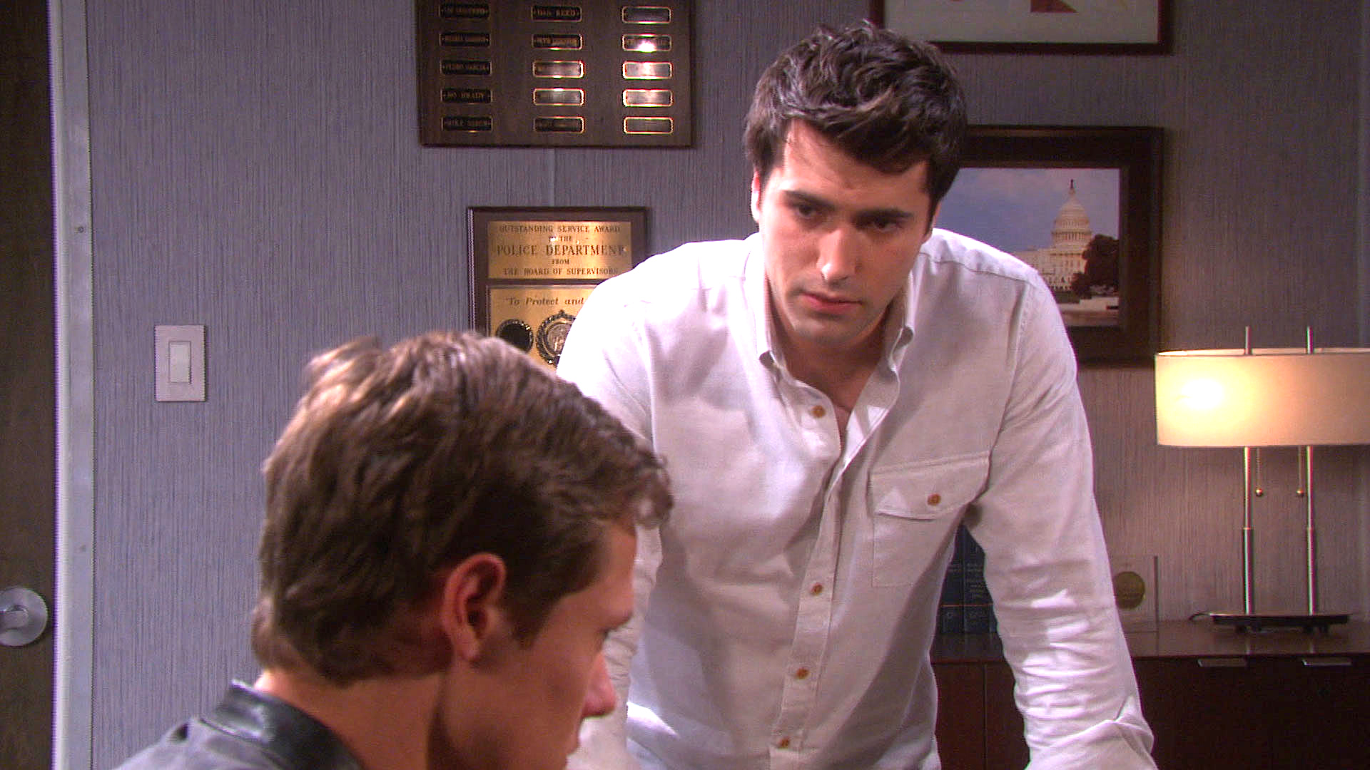 Victor comes to a surprising realization about Sonny.