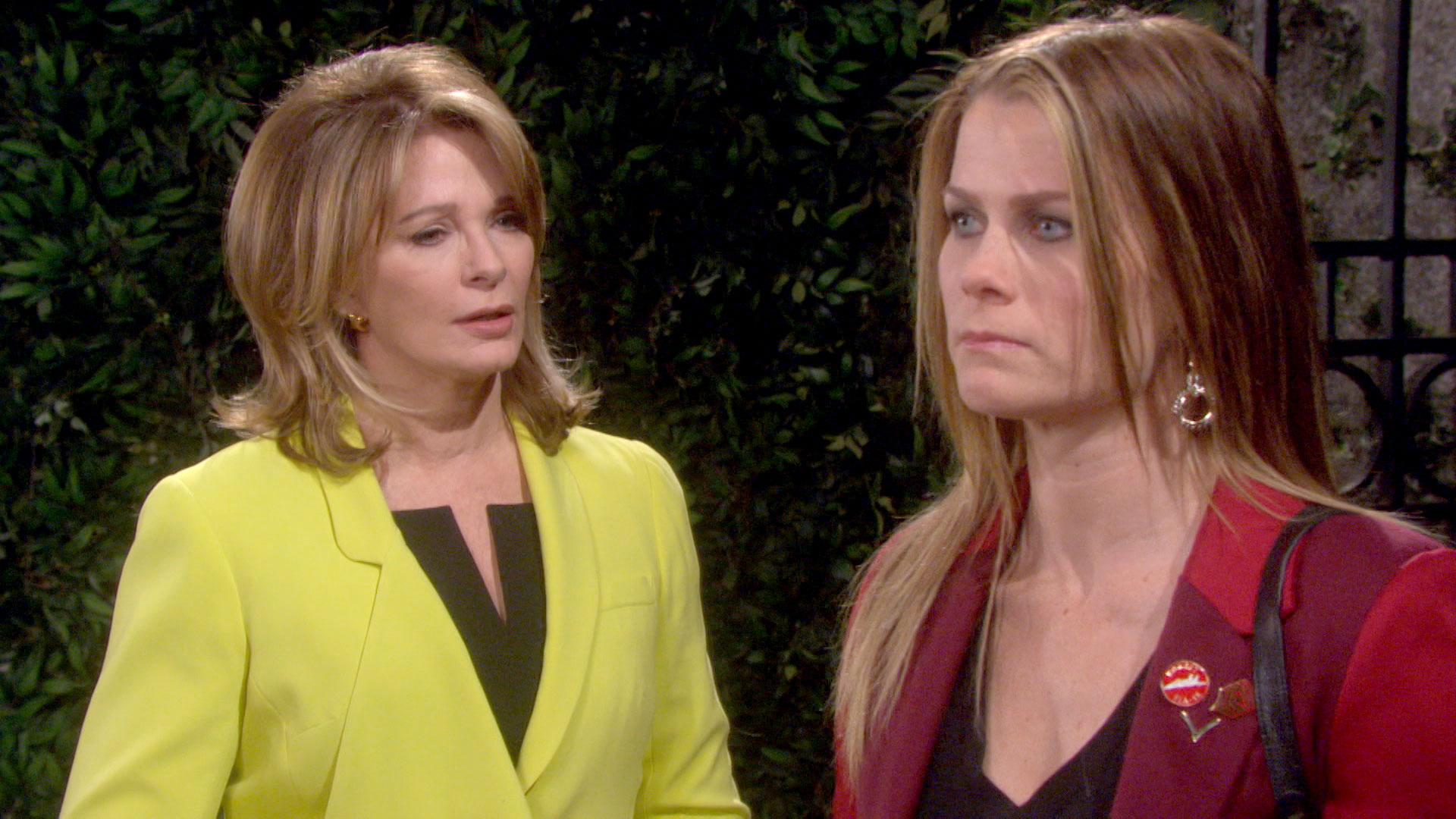Marlena lays into Sami and Kate over what they did to Nick.