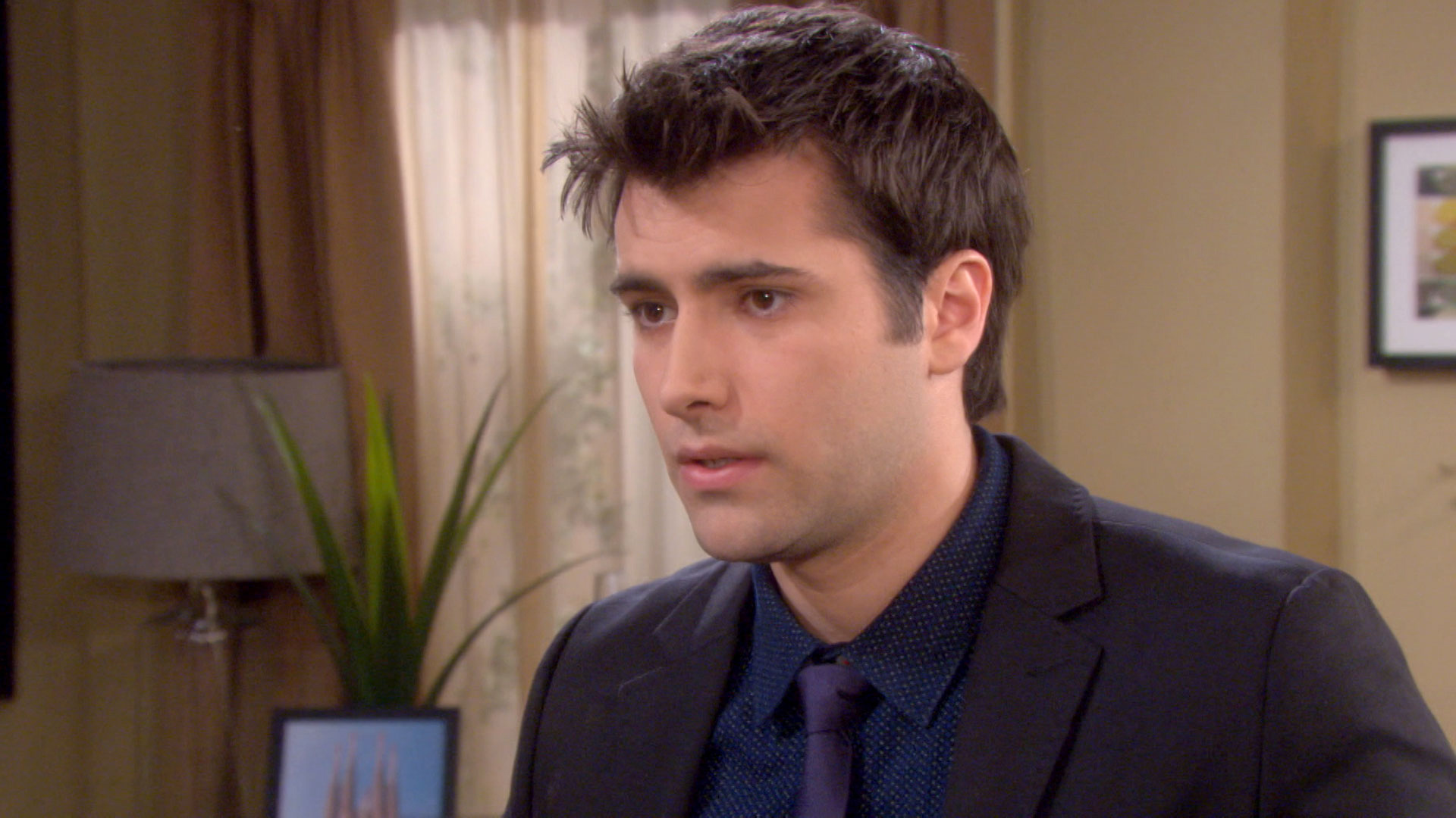 Will realizes Sonny has been keeping a secret from him.