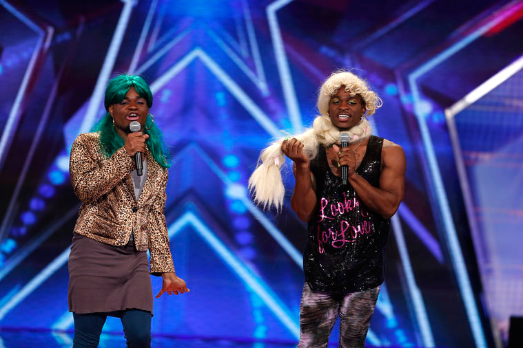 Week 6 of auditions for season 9 of America's Got Talent.