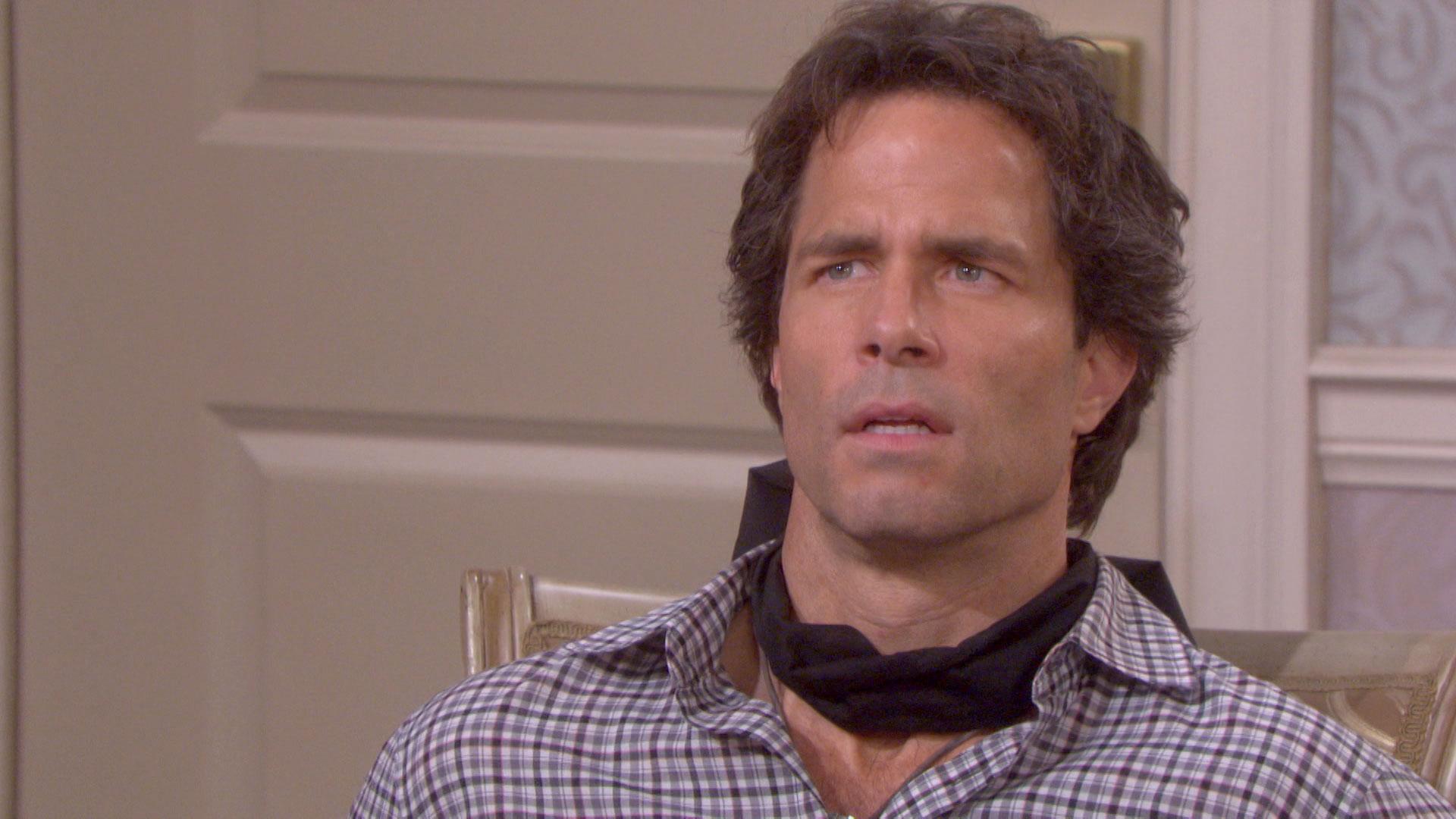 Daniel is horrified when he discovers Kristen's plan for Brady.