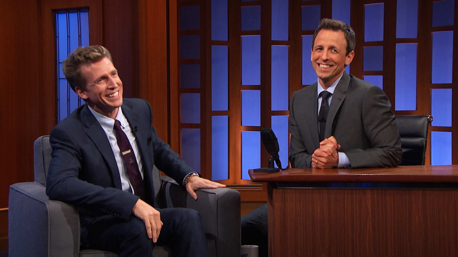 how to get tickets to seth meyers