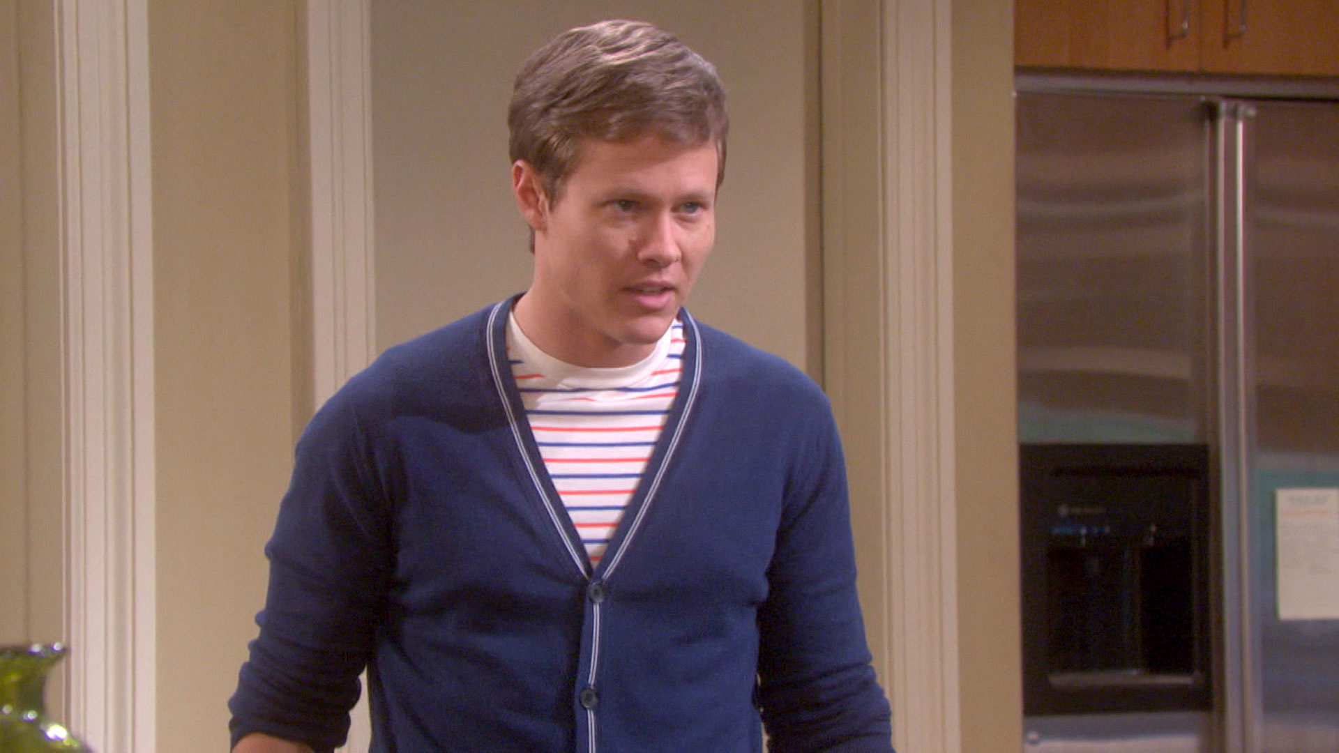 Will is furious when he figures out Sonny's secret.