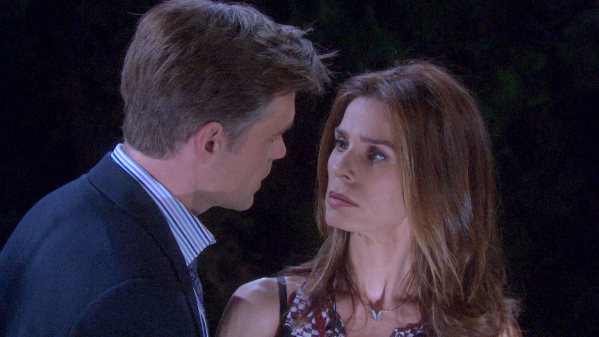 Aiden throws caution to the wind with Hope.