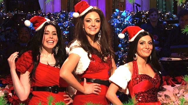 watch saturday night live highlight happy holidays from the kardashians nbccom - Kardashians Christmas Photos