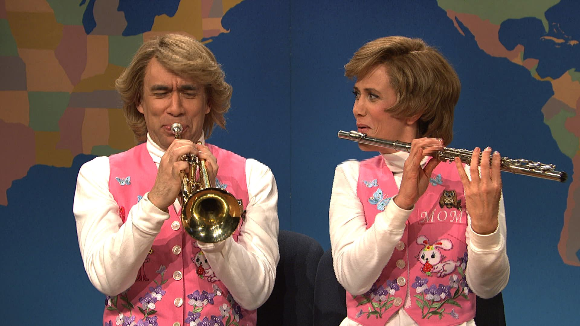 Watch Weekend Update Garth And Kat Sing Mother S Day