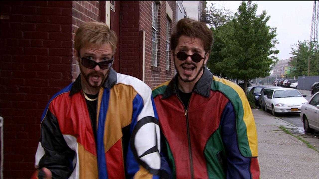 Watch SNL Digital Short: 3-Way (The Golden Rule) From ...