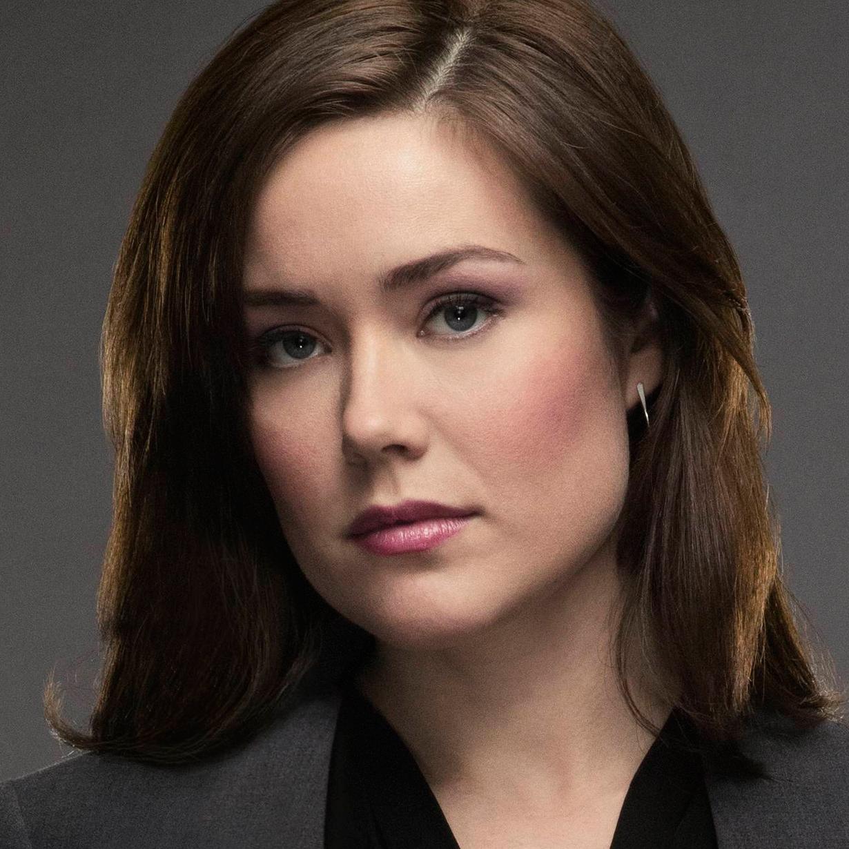 Megan Boone Hair Season 2