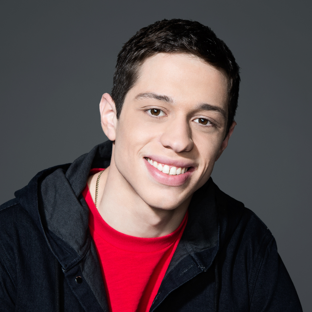 Pete Davidson earned a  million dollar salary, leaving the net worth at 0.5 million in 2017