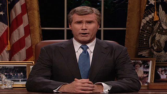 Will ferrell bush penis