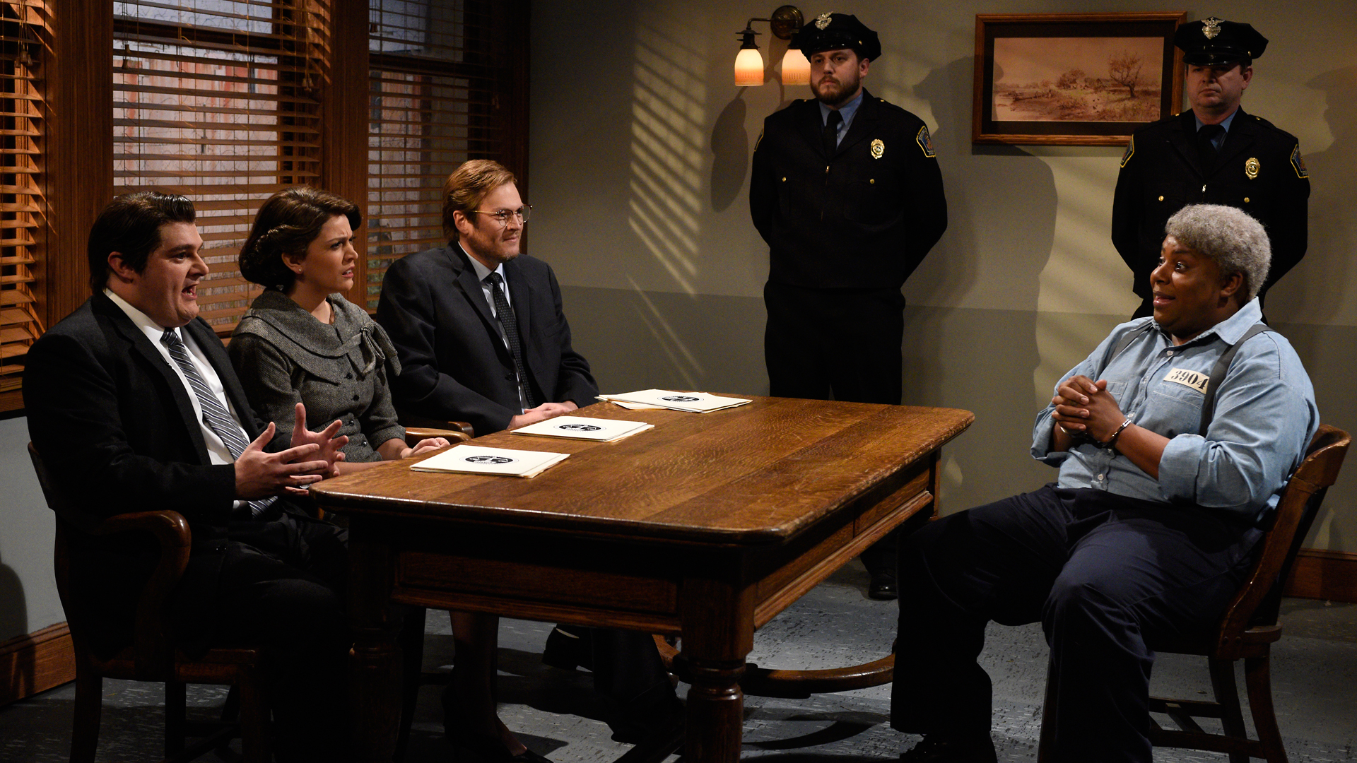 watch a cannibals parole hearing from saturday night live
