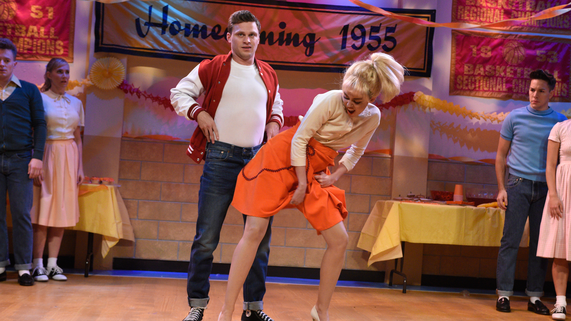 Watch 50 S Dance From Saturday Night Live Nbc Com