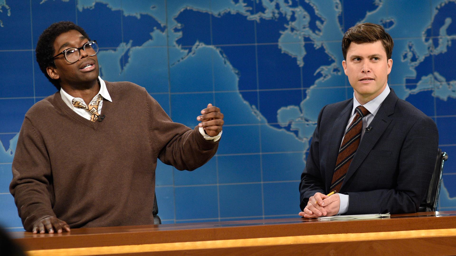 Watch Weekend Update: Solomon From Saturday Night Live ...