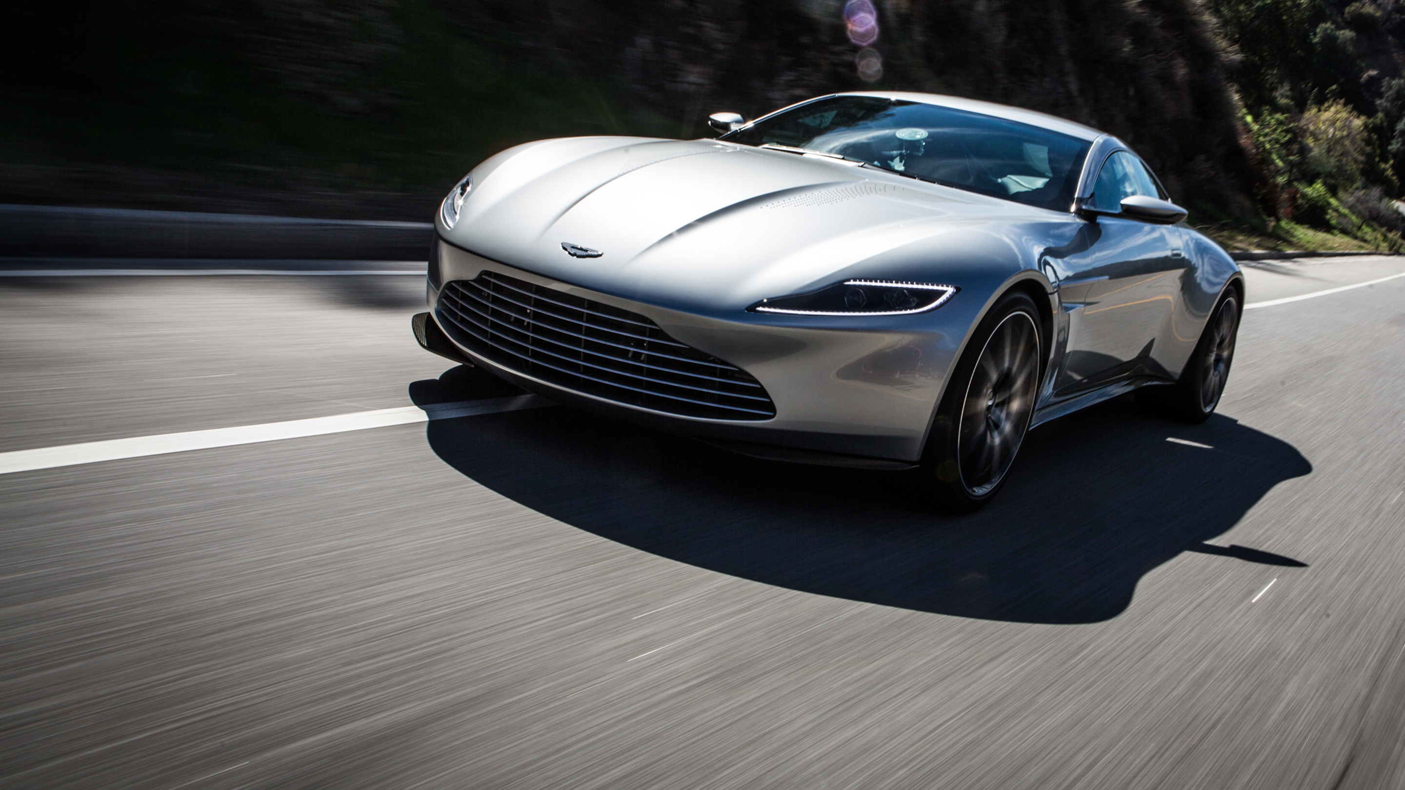 james bond 39 s 2016 aston martin db10 video jay leno 39 s garage nbc. Cars Review. Best American Auto & Cars Review