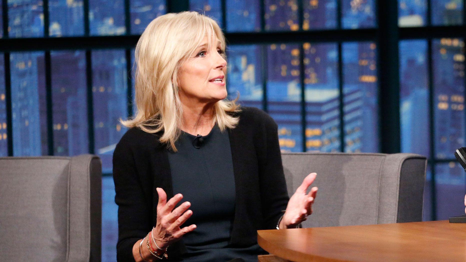 dr jill biden prefers the title of captain of the vice